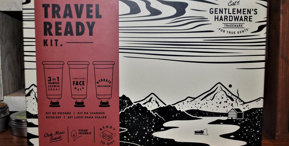 Travel ready kit