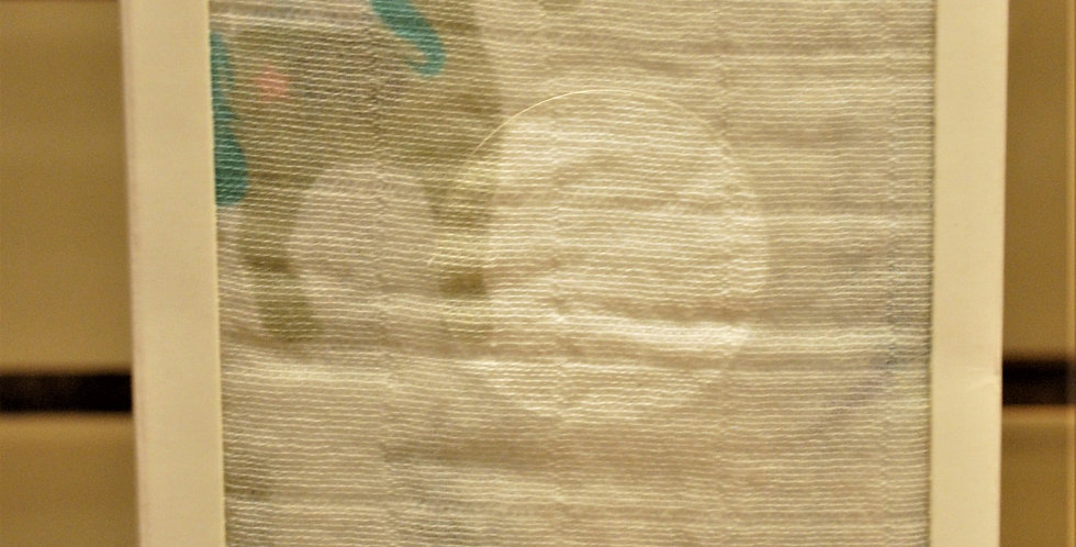 Cotton muslin blanket - unicorn