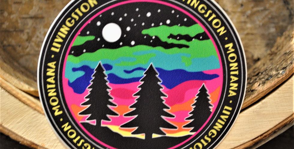 Sticker - Livingston big sky