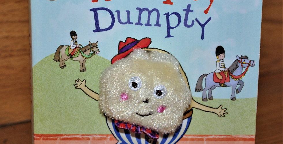 Finger puppet book - Humpty Dumpty