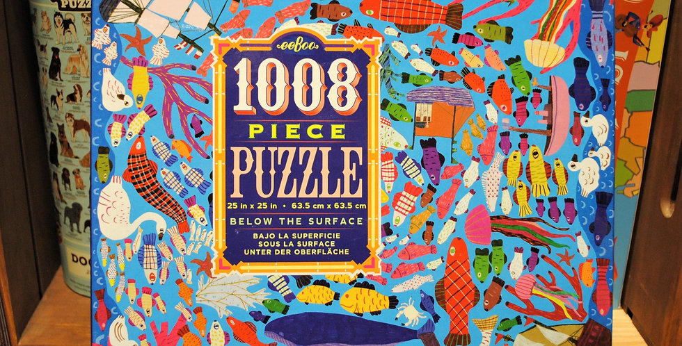 Puzzle - Below the Surface