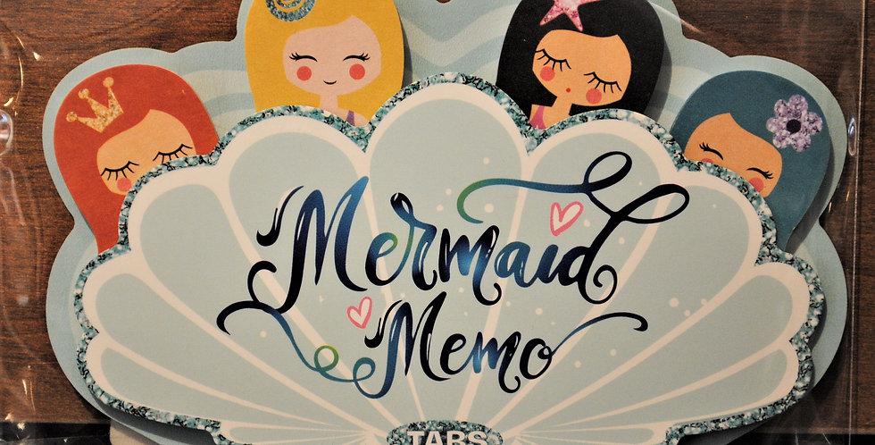 Memo tabs - Mermaid