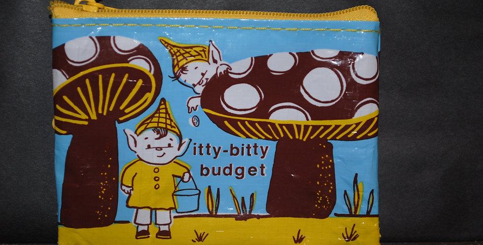 Coin purse - itty-bitty budget