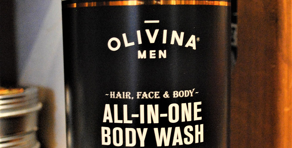 All-in-one Body Wash - Juniper Tonic