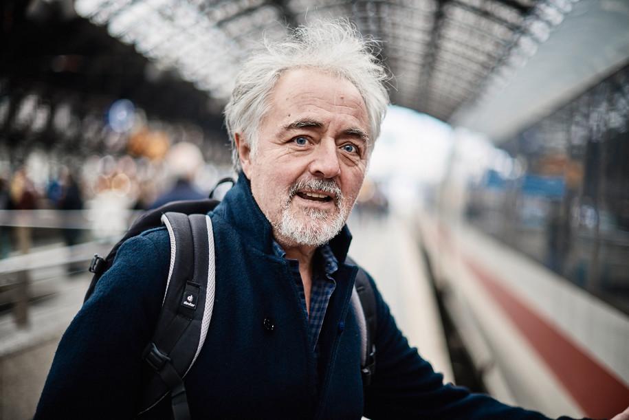 Actor: Klaus Brantzen Agency: Bizzybody