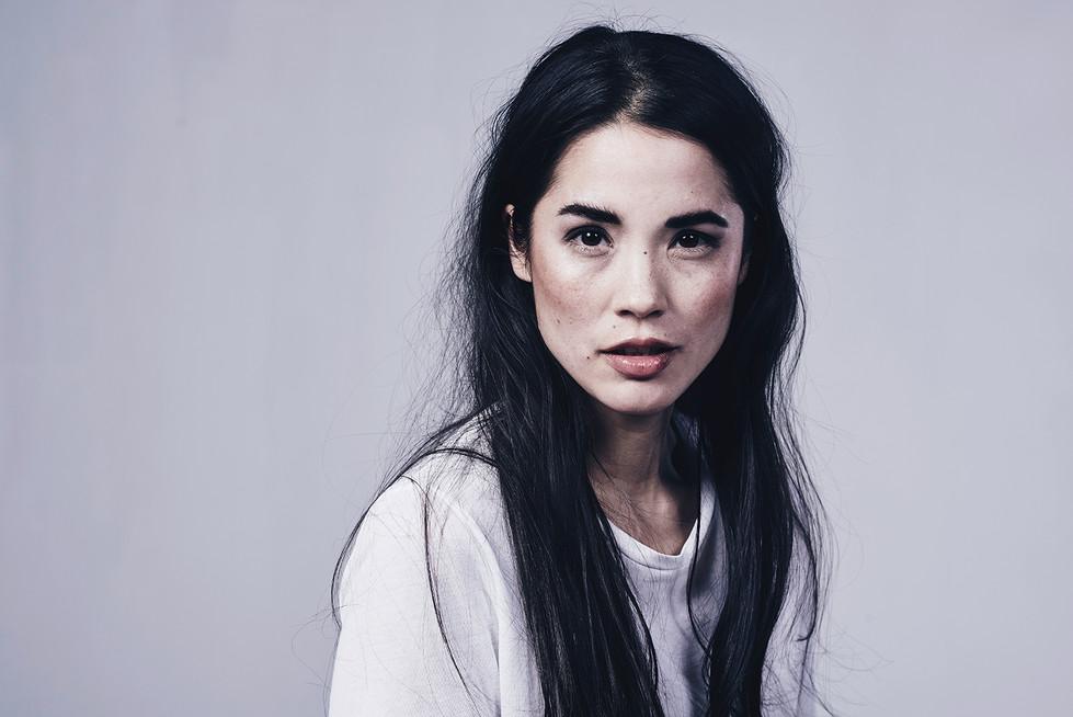 H&M: Bettina Schöner Model: Jasmine Mohr
