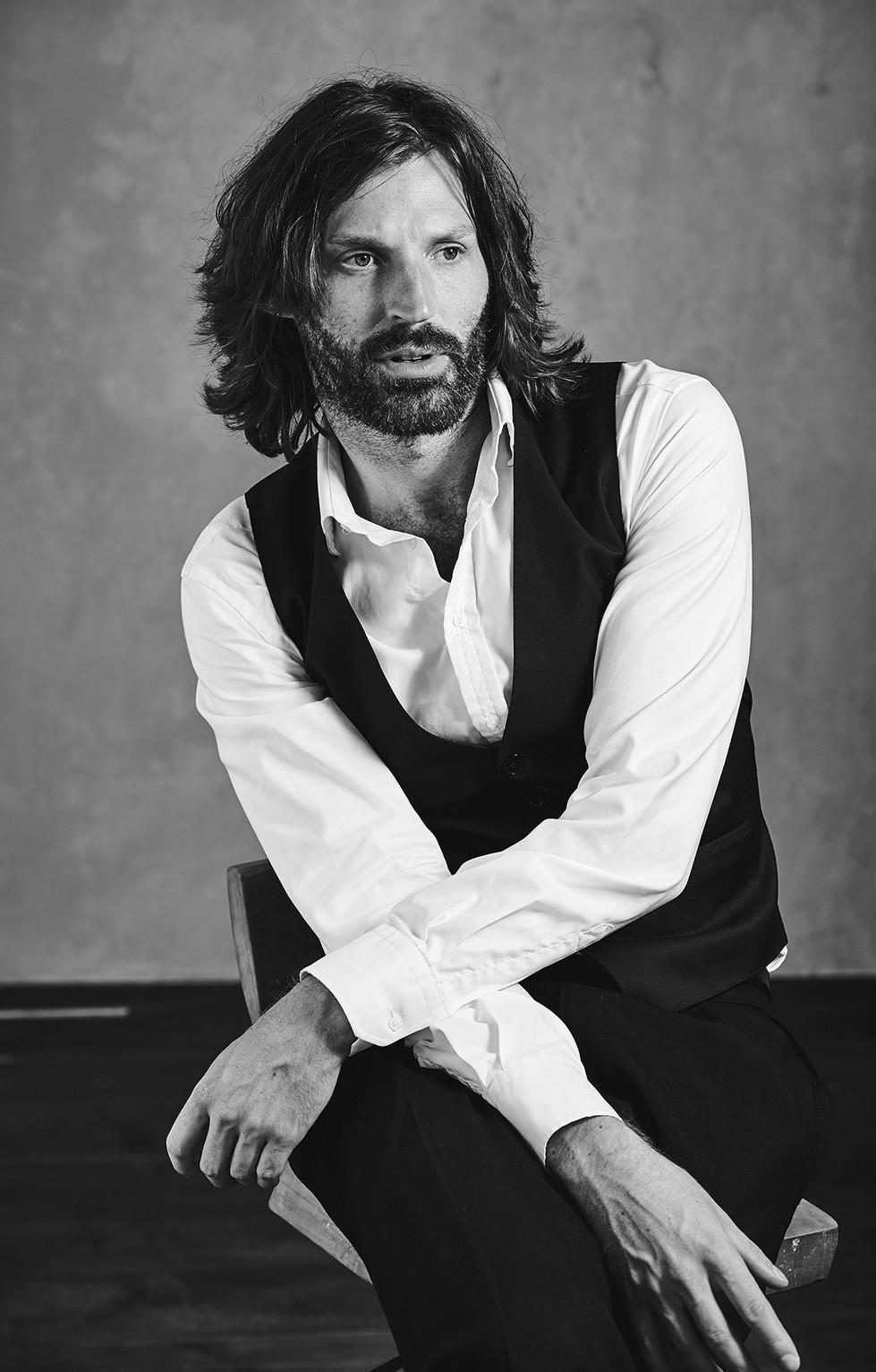 Model: Philip Krämer for stylecruze magazine