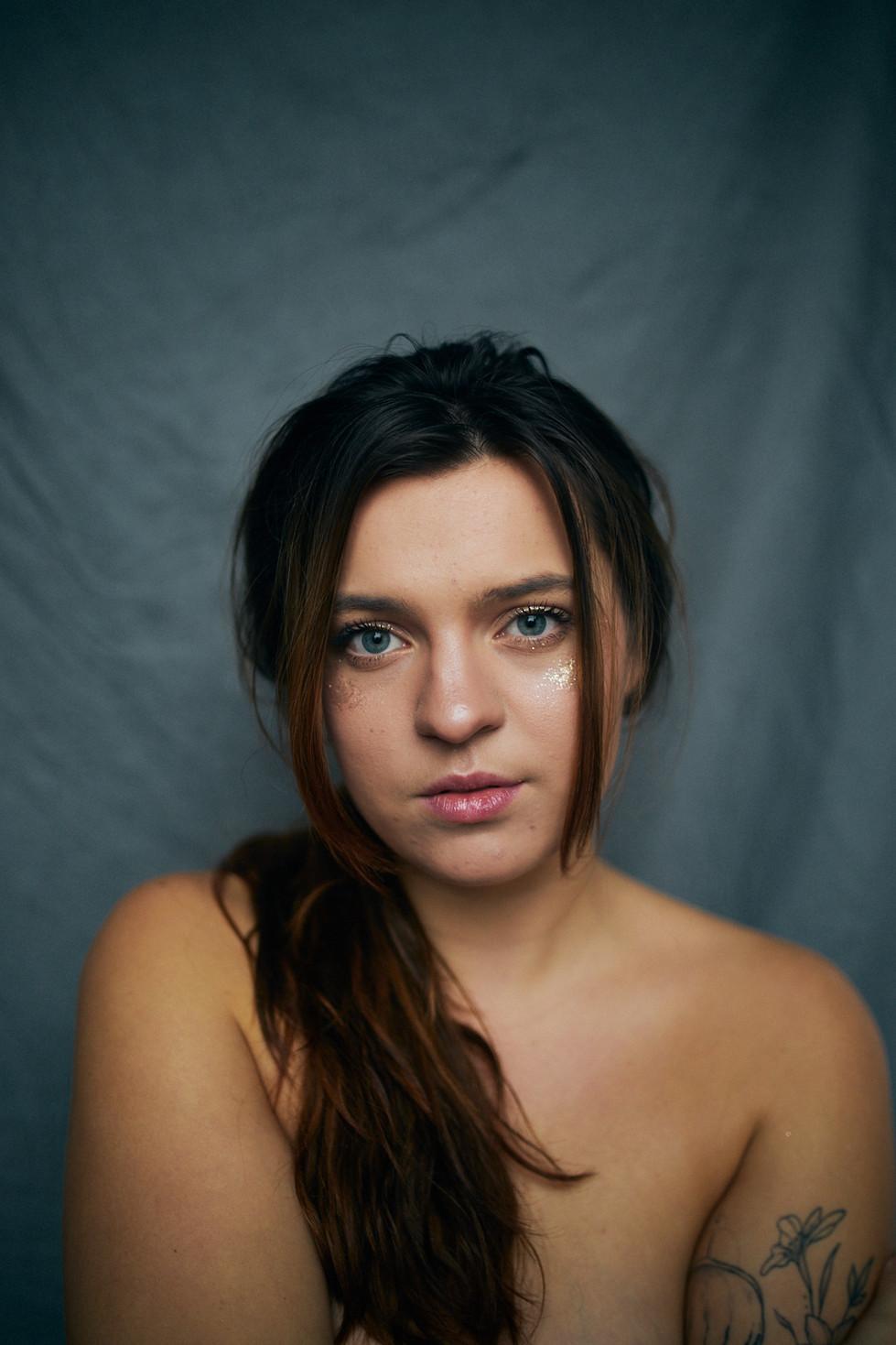 Model: Sina Spindler