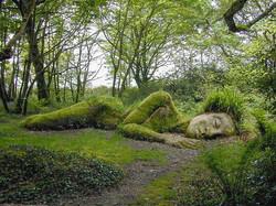 Lost Gardens of Heligan Sculpture