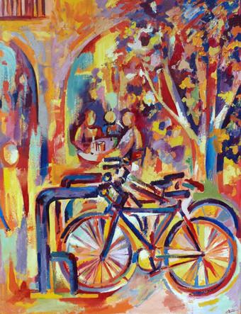 Bicicletes rambla