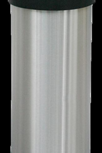 VAC0098  Basurero de Acero Inoxidable 42 Lts