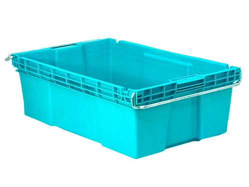 VEU0032 Caja Industrial 25 Kg con asa.