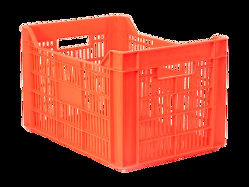 VEU0093 Caja BANANERA Calada 25 Kg. 50.0 cm x 35.0 cm x 30.0 cm