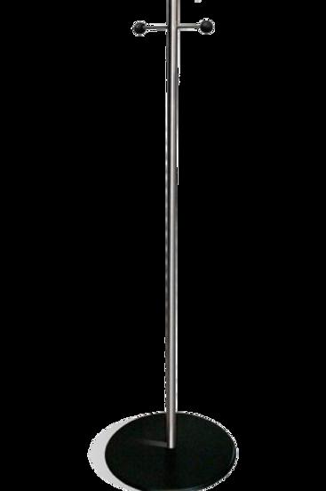 VAC0172 Perchero Elegante de 4 Esferas 1m