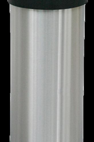 VAC0099 Basurero de Acero Inoxidable 87 Lts
