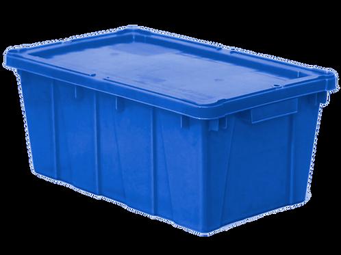 VEU0018 Caja Canada Con Tapa 50cm x 30cm x 21cm