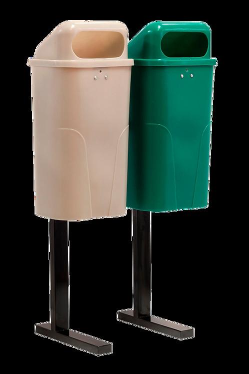 VWN0039 Estacion de Reciclaje Doble 100 Lts.