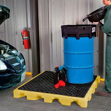 Expertos en el manejo de materiales y cargas diversas, tarimas antiderrames, para racks y ligeras de exportación. | Envíos Nacionales