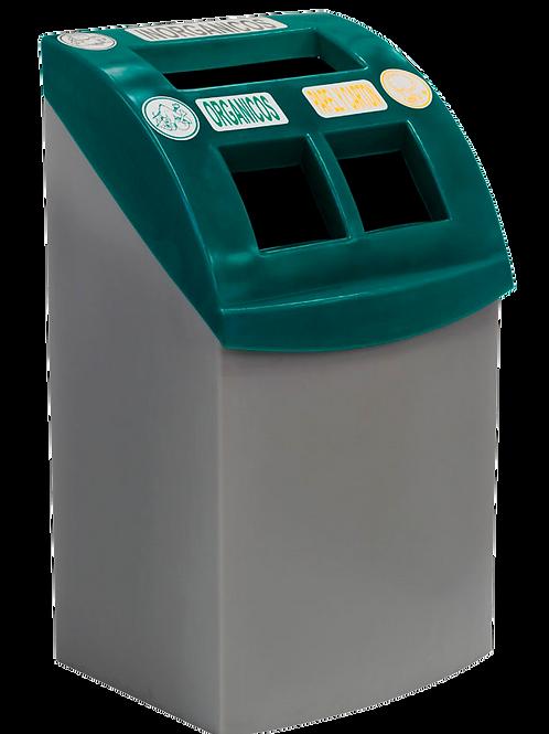 VWN0050 Estacion de Reciclaje Triple 100 Lts.