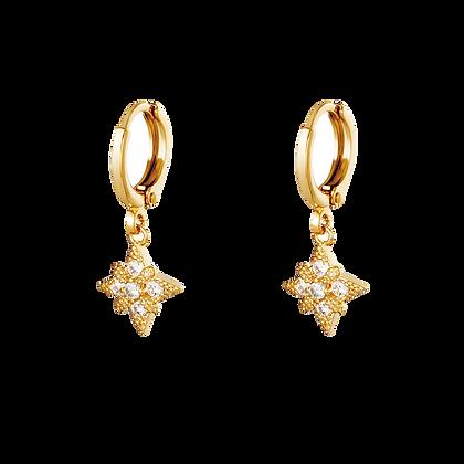 DIAMOND STAR Ohrring