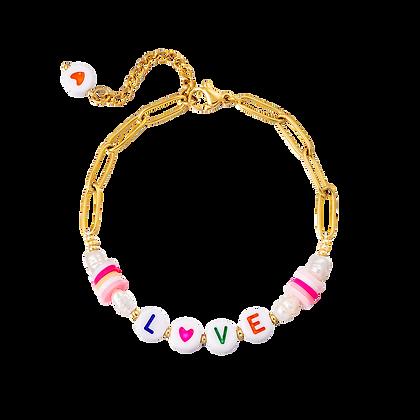 LOVE Armkette