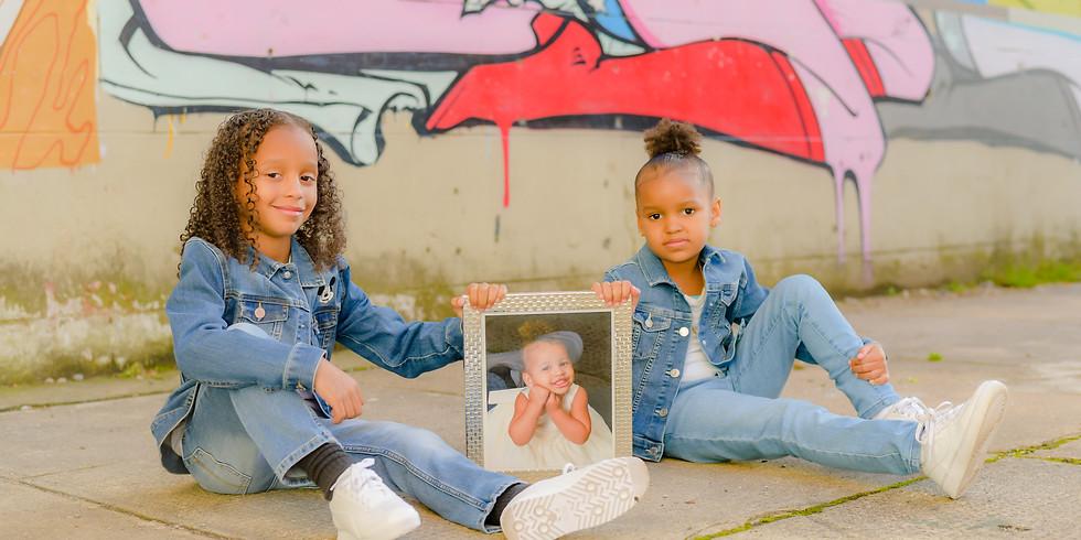 Heart-2-Heart Bereaved Siblings Paint Night