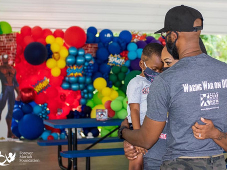 """Making Memories"" Event Wish Kristopher (Upper Marlboro, Maryland)"