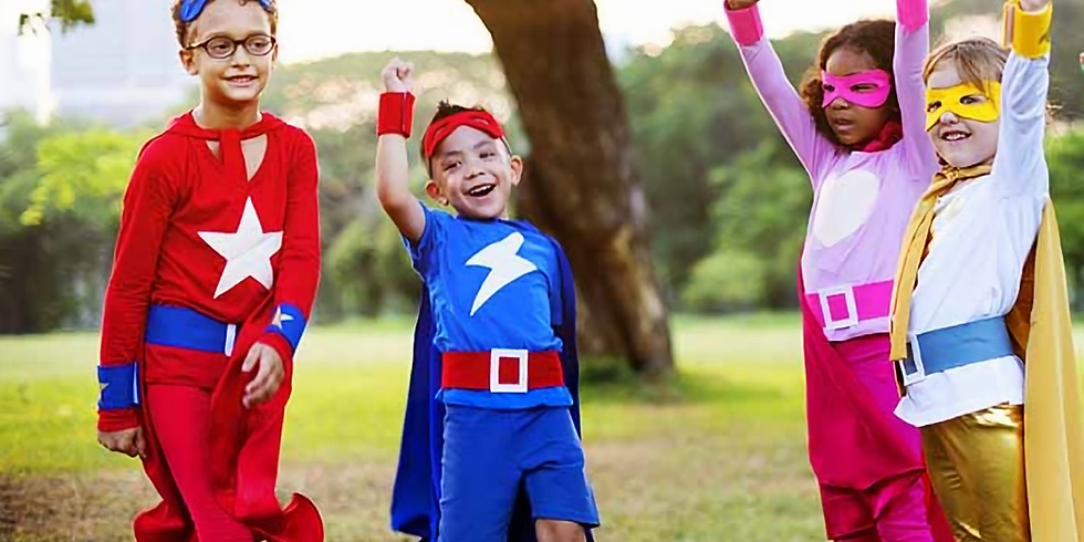 Super Hero 5K Walk-A-Thon & Field Day