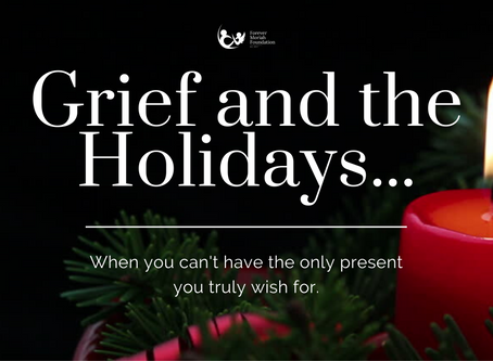 Surviving the Holidays After the Death of a Child