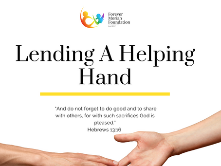 Lending a Helping Hand (Parent's Devotional)