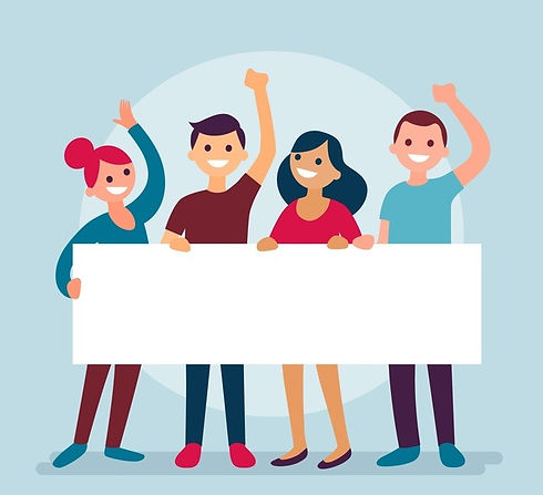 people-holding-blank-banner_23-214808701