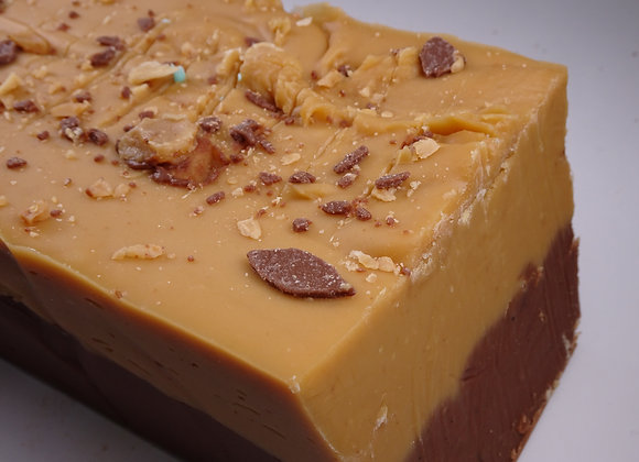 Toffee fudge