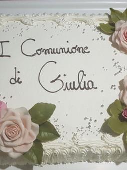 Comunione di Giulia