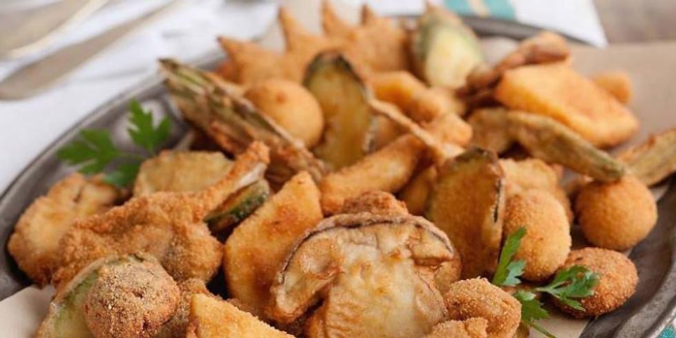 Gran fritto misto alla piemontese