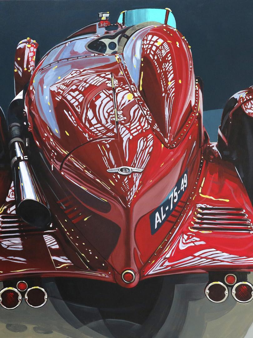 Red Bentley