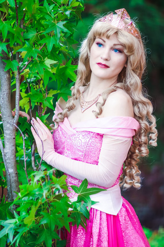 Princess in the Vines