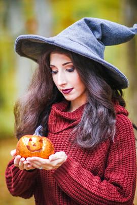 Just a Wee Pumpkin