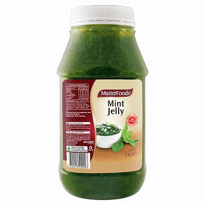 Masterfoods Mint Jelly Sauce 3L (6)