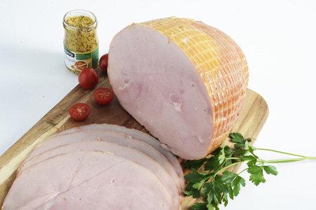 Zammit Traditional Double Smoked Leg Ham 3.5KG R/W (4)