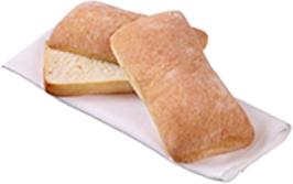 Speedibake Panini Lunch Roll (100GX48)