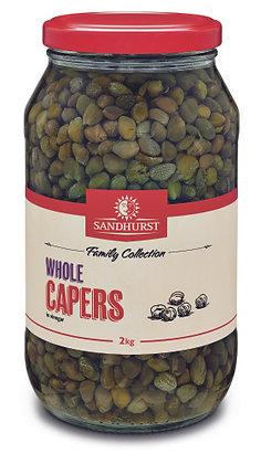 Sandhurst Capers in Brine 2KG (6)