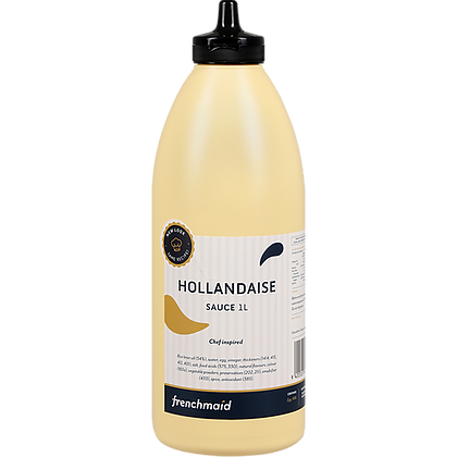 French Maid Hollandaise Sauce 1L (12)