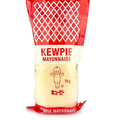 Kewpie Mayonnaise Japanese Style G/F 1KG (12)