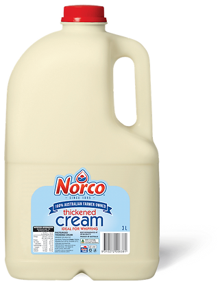 Norco Thickened Cream 3L