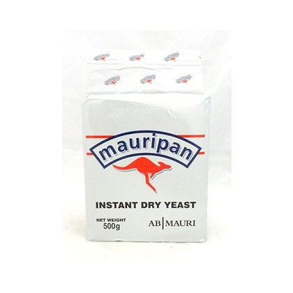 Mauri Instant Dried Yeast 500G