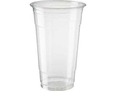 HiKleer® P.E.T. Cold Cup 690ml Clear (25's)