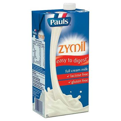 Pauls UHT Zymil Full Cream Milk 1L (12)