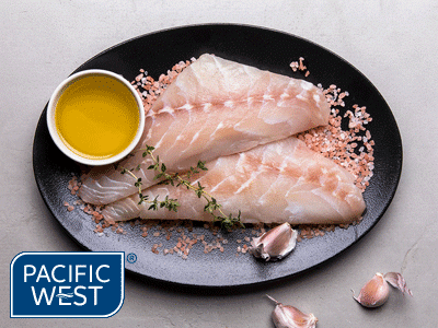 Pacific West 200/300 Tropical Snapper Fillets 5KG