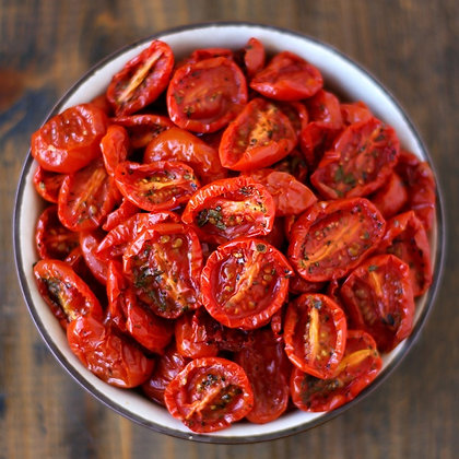 Sandhurst Semi Dried Tomatoes 10L 6KG D.W.
