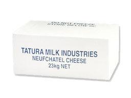 Tatura Neufchatel Cheese 23KG